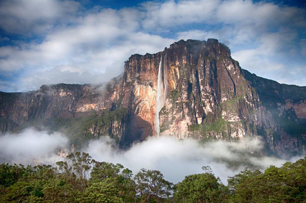 Salto-Angel-venezuela