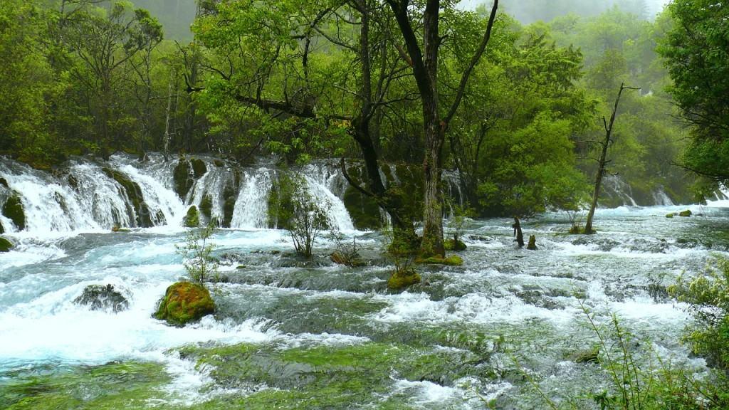 riserva-jiuzhaigou-cascate